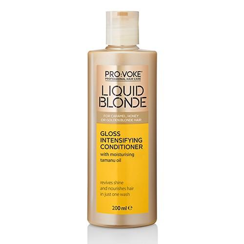 Кондиционер для блестящих волос от Ламбре PRO:VOKE LIQUID