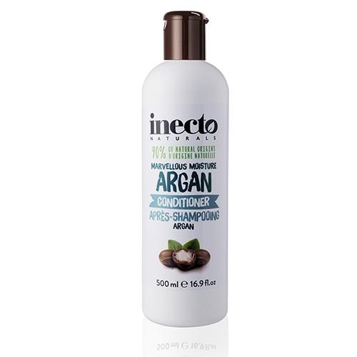 Inecto Naturals Argan Conditioner Lambre Кондиционер для блеска волос с аргановым маслом Ламбре