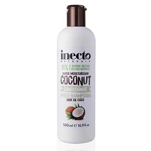 Inecto Naturals Coconut Conditioner Питательный кондиционер для волос с маслом кокоса Ламбре