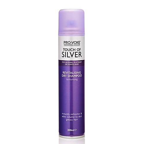 Восстанавливающий сухой шампунь Lambre PRO:VOKE Touch of Silver Revitalising Dry Shampoo